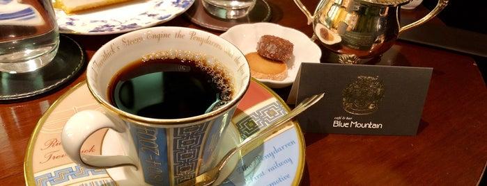 coffee bar Blue Mountain ブルーマウンテン is one of Posti che sono piaciuti a とり.