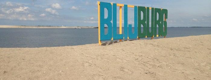Blijburg aan Zee is one of Amsterdam IJburg.