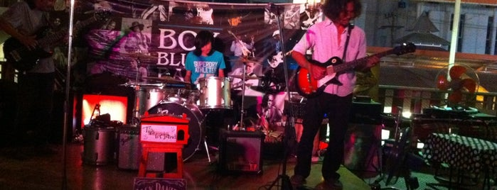 Boy Blues Bar (Night Bazaar) is one of Great places in Thailand.