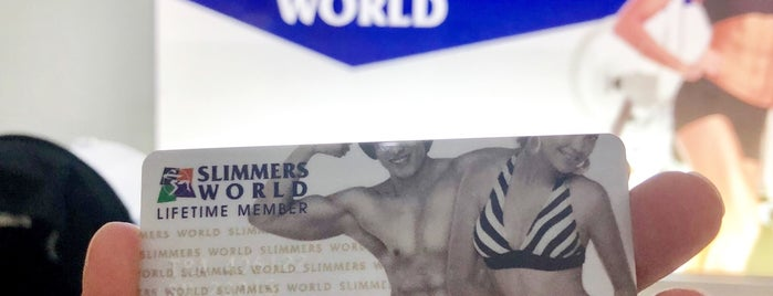 Slimmers World is one of Tempat yang Disukai Peachy.