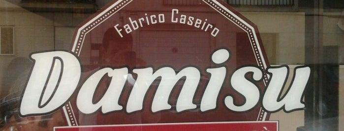 Damisú is one of Sítios.