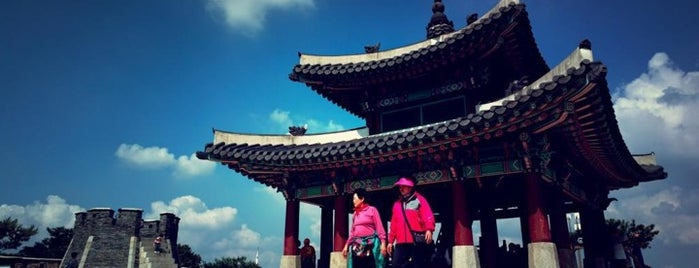 Hwaseong Fortress is one of South Korea.