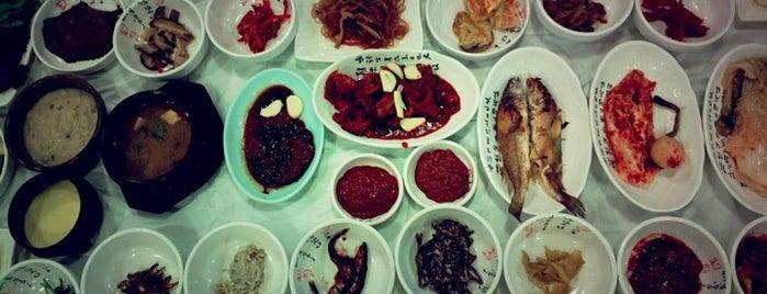 이풍녀 구로쌈밥 is one of South Korea.