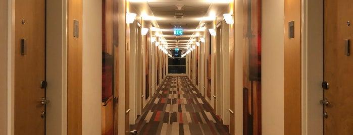 Ibis One Central Hotel is one of Orte, die Rabih gefallen.