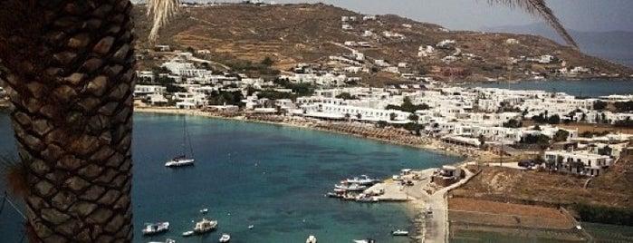 Santa Marina Resort & Villas is one of Greece.