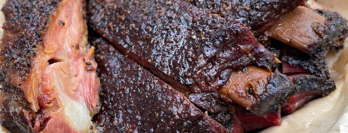 Sunset Smokehouse is one of BBQ_US All States.