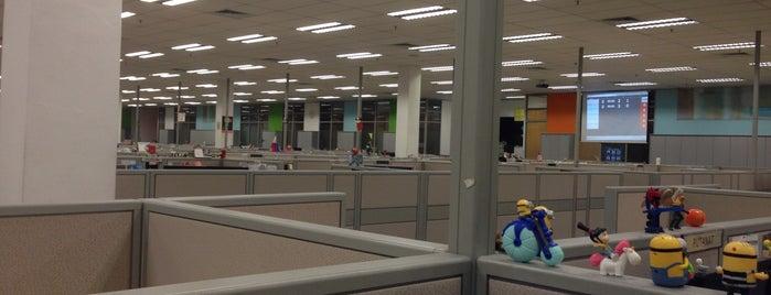 Dato' Simon Wong Technology Center (SWTC) is one of Lieux qui ont plu à Adrien.