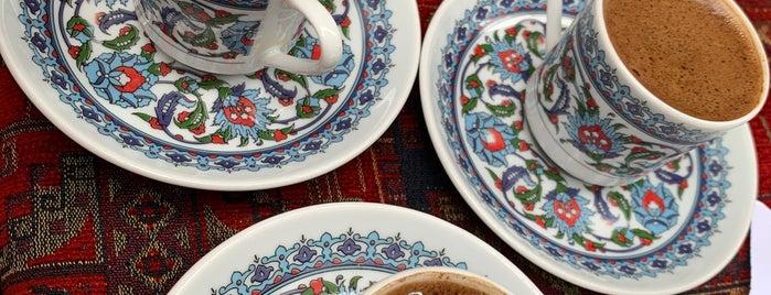 Közde Kahve is one of Posti che sono piaciuti a Hikmet.