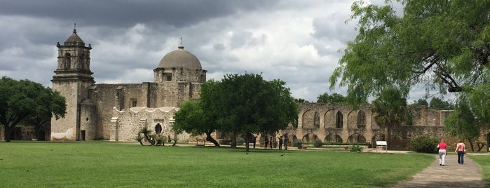 San Antonio Missions National Historical Park is one of Tour of Austin and Central Texas.