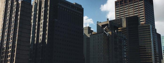 Westhouse Hotel New York is one of Tempat yang Disukai Camila.