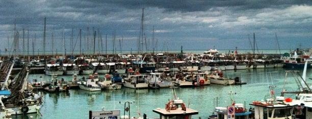 Marina di Cattolica is one of Riviera Adriatica 3rd part.