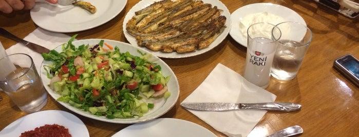 Şevket Baba Balık Restaurant is one of Beğeniler.