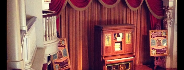 The Diamond Horseshoe is one of My vacation @ FL2.