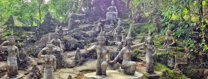 Tarnim Magic Garden is one of VACAY - KOH SAMUI.