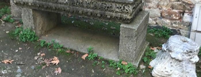 Topkapı Sarayı Revakaltı is one of Orte, die Samet gefallen.