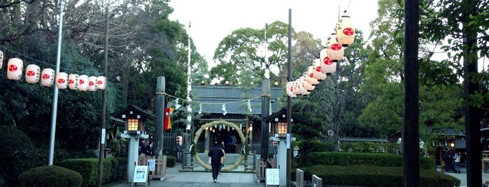 神明社 is one of Posti che sono piaciuti a Hideo.
