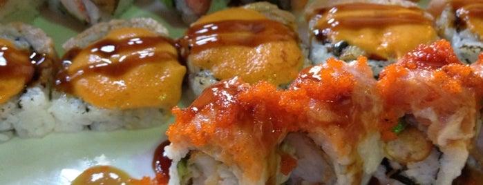 Nama Sushi is one of Restaurant Week York 2013.