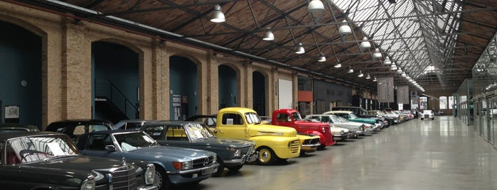 Classic Remise Berlin is one of Show Berlin.