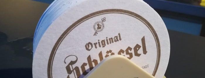Schlüssel Partyzelt Rheinkirmes is one of Locais curtidos por Volker.