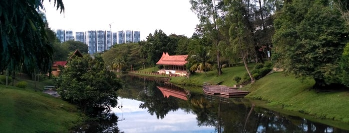 Taman Tasik Seremban is one of See Lokさんのお気に入りスポット.