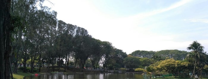 Taman Tasik Shah Alam is one of See Lokさんのお気に入りスポット.
