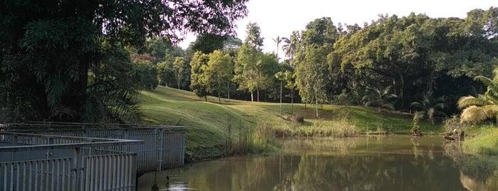 Taman Dusun Bandar is one of Lieux qui ont plu à See Lok.