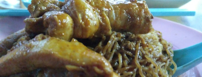 Restoran Hoong Pun is one of Lieux qui ont plu à See Lok.