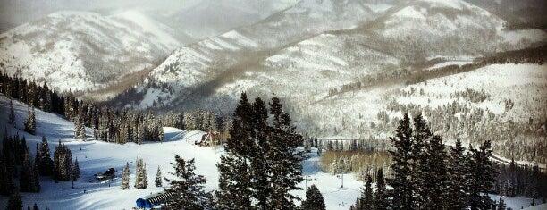 Solitude Mountain Resort is one of Orte, die Chia gefallen.