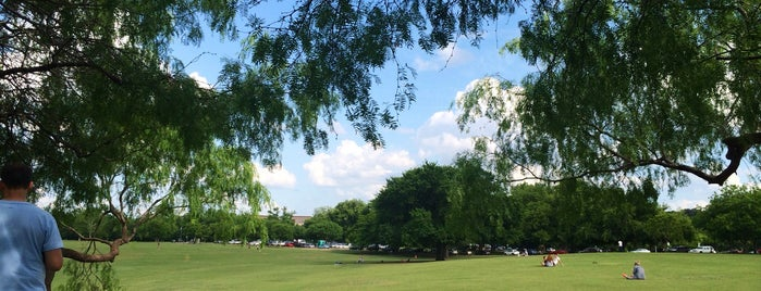 Zilker Park is one of Austin.