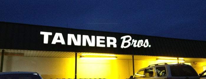 Tanner Brothers Dairy is one of Hoffさんのお気に入りスポット.