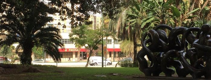 Jardines de Picasso is one of Málaga.
