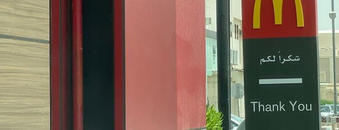 McDonald's is one of สถานที่ที่ Waleed ถูกใจ.