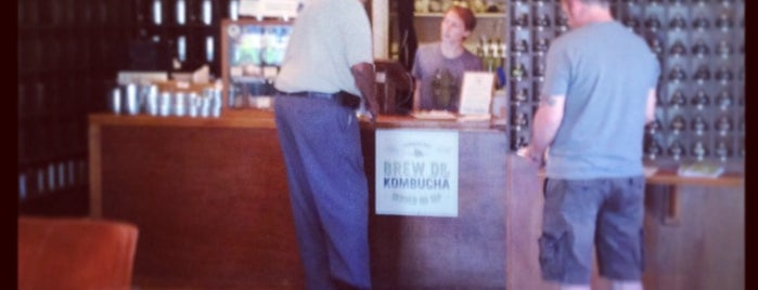 Brew Dr. Kombucha is one of Portland, OR To-Do List.