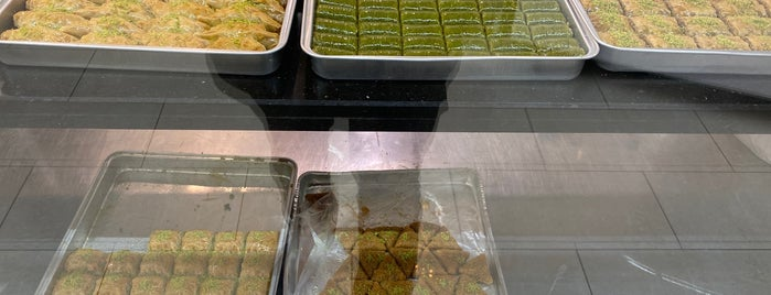 Antepli Baklava is one of Dessert and Bakeries.