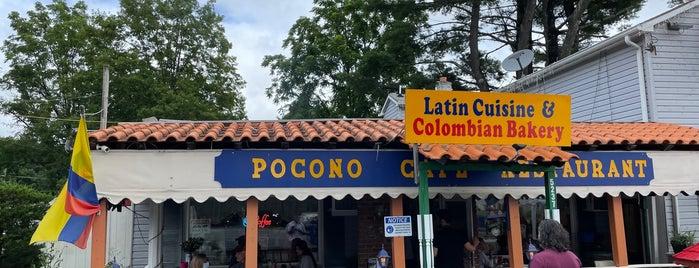 Pocono Cafe is one of Pennsylvania.