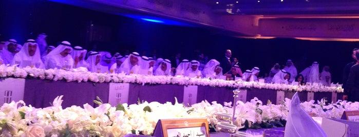 فندق الشيراتون - القاعة الماسية is one of 9aq3obeyaさんのお気に入りスポット.