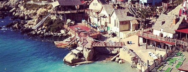 Popeye Village is one of Lugares favoritos de Rob.