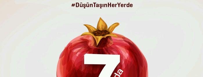 Düşün Taşın Derneği is one of Locais curtidos por Selim.