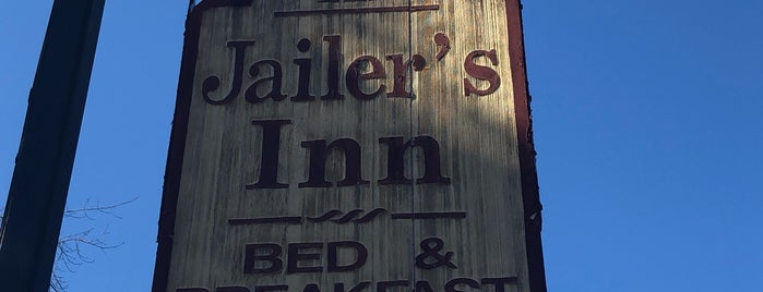 Jailer's Inn Bed & Breakfast is one of Amandaさんのお気に入りスポット.