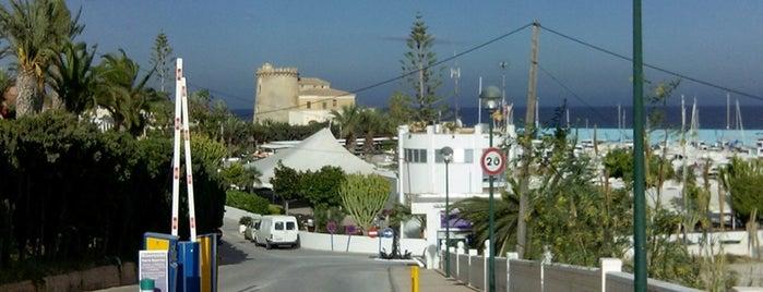 Torre de la Horadada is one of Lugares favoritos de Mikel.