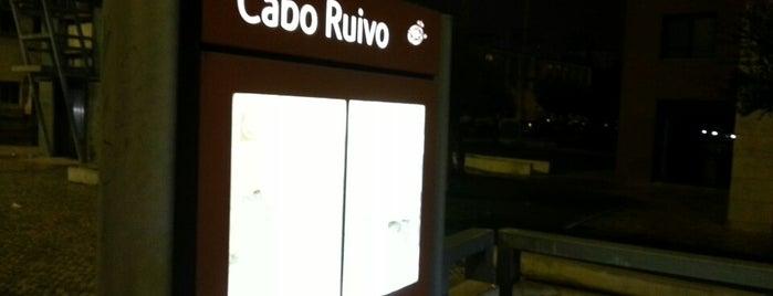 Metro Cabo Ruivo [VM] is one of Lx museus e jardins gratis.