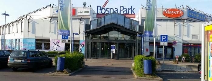 Pösna Park is one of Tempat yang Disukai Tino.