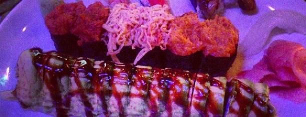 Sushi X II is one of Stamford.