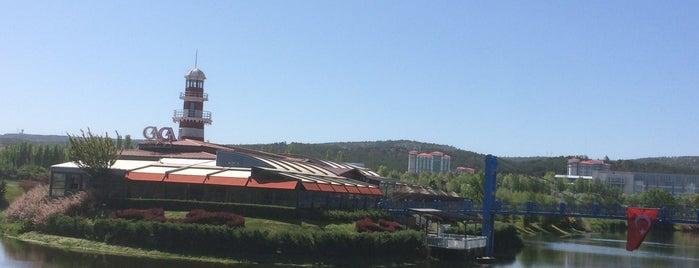 Gaga Eskişehir is one of Eskişehir.