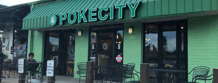 PokeCity is one of Denver Dining Out Passbook 2017-2018.