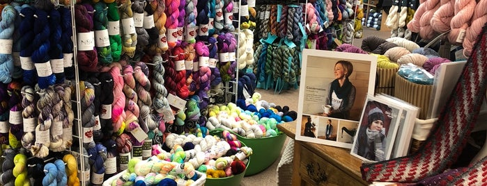 Colorful Yarns is one of one of these days: yarn.