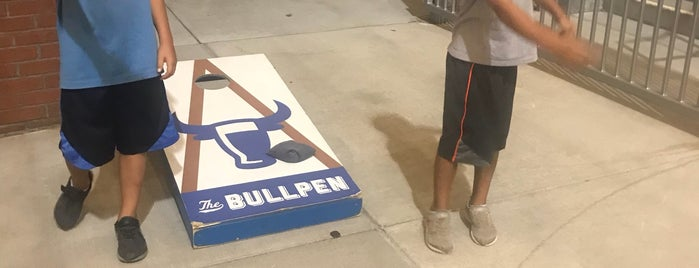The Bullpen is one of Breweries or Bust 3.