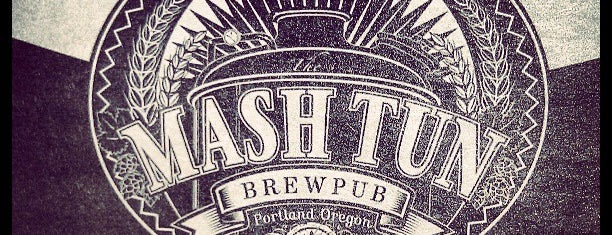 The Mash Tun Brew Pub is one of Oregon Breweries.