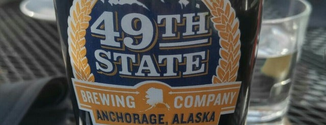 49th State Brewing is one of USA #4sq365us.