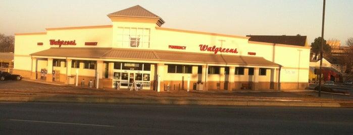Walgreens is one of William'ın Beğendiği Mekanlar.